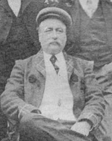 Capt Edgar Everson Drisko