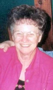 Evelyn Ruth <i>Gentry</i> Benefield