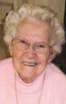 Grace J <i>Pendleton</i> Grinnen