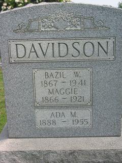 Ada M Davidson