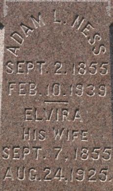 Elvira G. <i>Ness</i> Ness