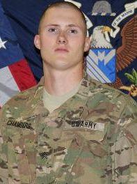 Sgt David J. Chambers