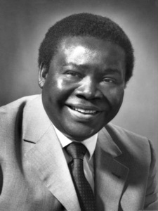 Enoch Olinga