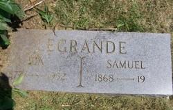 Ida Angeline <i>Caudle</i> LeGrand