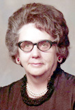Gladys Caroline <i>Gronbeck</i> Walaker
