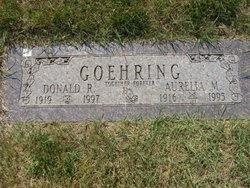 Aurelia M <i>Eli</i> Goehring