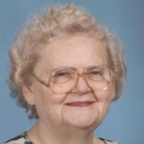 Anna Margaret <i>Bradshaw</i> Belter