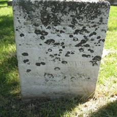 Elizabeth Hester <i>Holmes</i> Leavenworth