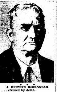 Jacob Herman Bjornstad