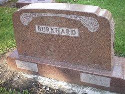 Clara <i>Johnson</i> Burkhard
