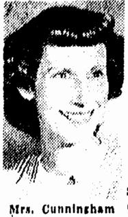 Lola Evelyn <i>Lewis</i> Cunningham
