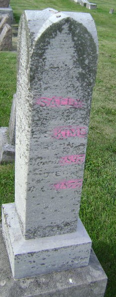 Sally <i>Blough</i> Kime