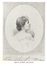 Maud <i>Howe</i> Elliott