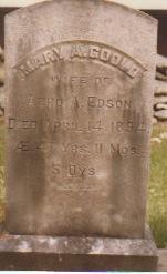 Mary Arvilla <i>Gould</i> Edson