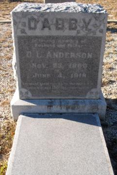 David L Doc Anderson