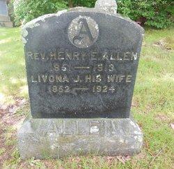 Levona Jane <i>Gowen</i> Allen