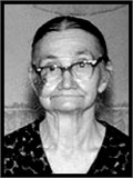 Virginia Lou <i>Criswell</i> Lusk