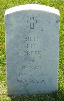 Billy Lee Creek