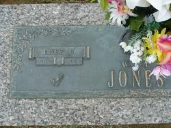 Ernest W. Jones