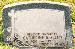 Catherine B Allen
