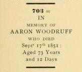Aaron Woodruff
