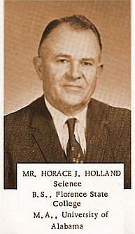 Horace Jerry Holland