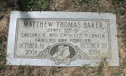 Matthew Thomas Baker