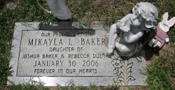 Mikayla L. Baker