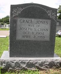 Grace Jones Chinn