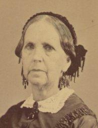 Martha Ann <i>Reynolds</i> Gordon