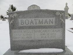 Mark Mills Boatman