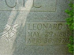 Leonard Monroe Cissell