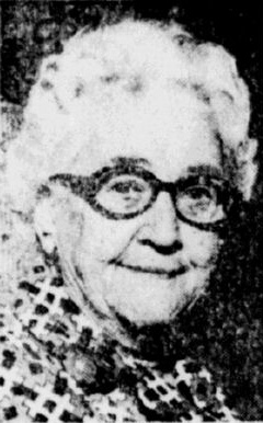 Mary <i>Batts</i> Aldredge