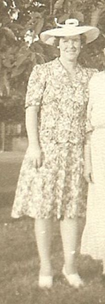 Annetta Lee <i>Moore</i> Crouch