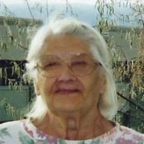 Myrtle Anna Beck
