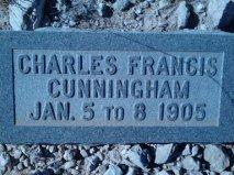 Charles Francis Cunningham