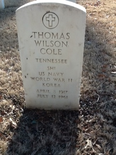 Thomas Wilson Cole