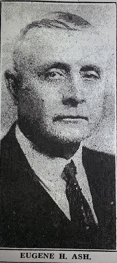 Eugene H. Ash