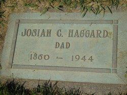 Josiah Collins Haggard