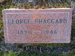 George James Haggard