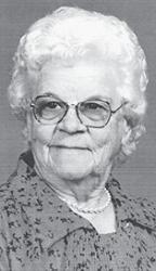 Lola Fay <i>Matthews</i> Williams