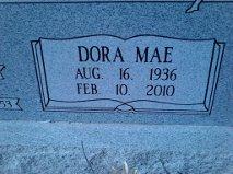 Dora Mae Bullard