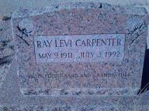 Ray Levi Carpenter