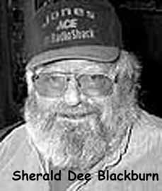Sherald Dee Blackburn
