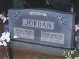 Birdie Irene <i>Wiley</i> Jordan