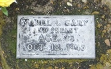 Mabel Irene <i>Beaty</i> Gary