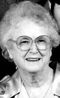 Mary Ruth <i>Hyder</i> Stafford