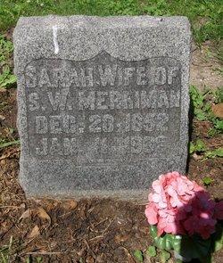 Sarah Adeline <i>McConnell</i> Merriman
