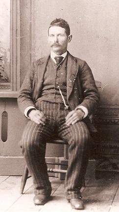 Lorenzo Degarmo Johnson