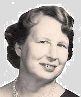 Hazel Dorine <i>Langley</i> Bedell